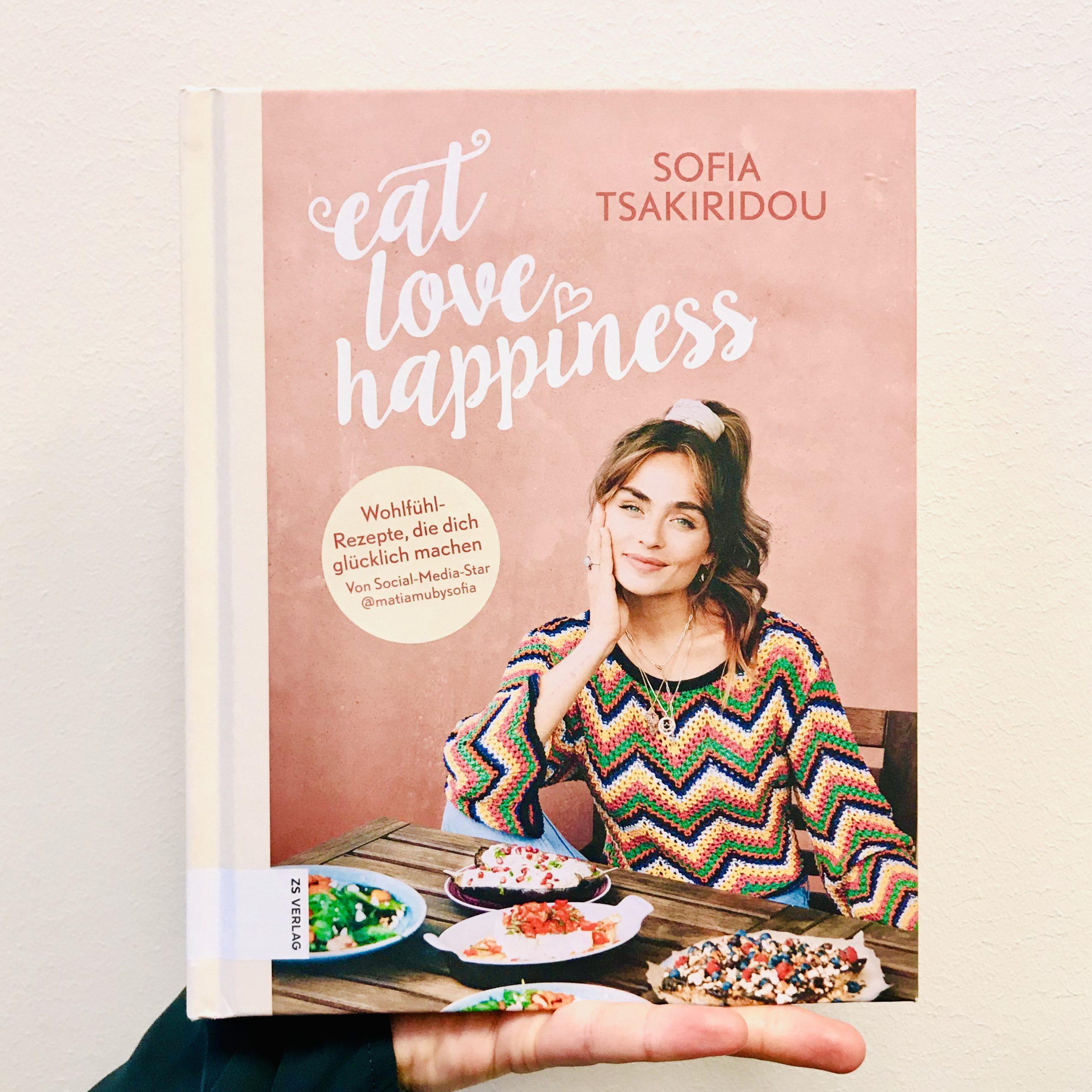 Gewinne das Buch von Sofia Tsakiridou