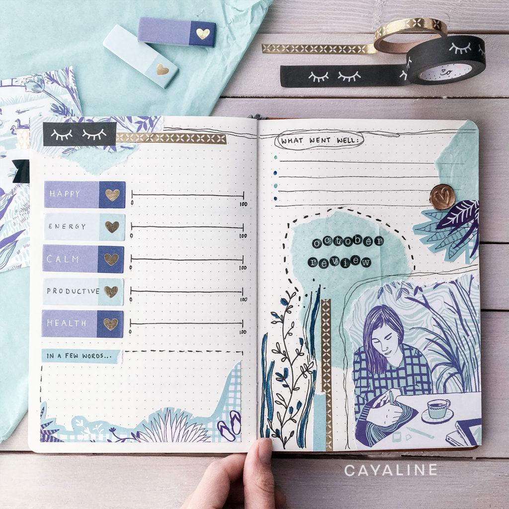 Cayaline - Bullet Journaling