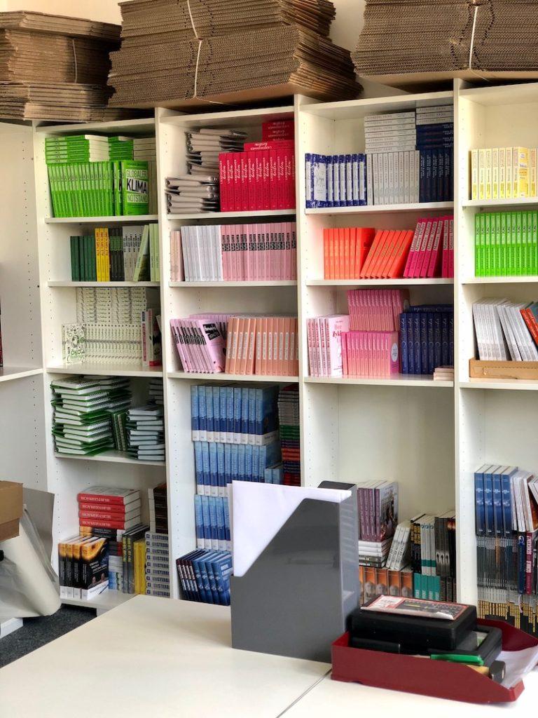 Komplett Media Verlag. Bücherliebe – Als Verlegerin Frauen stärken