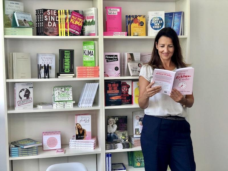 Verena vom Verlag Komplett-Media aus München